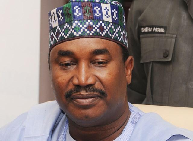 eEx-Governor of Katsina State, Ibrahim Shema