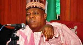 Shettima Indicts Modu-Sheriff, Jonathan Over Insurgency