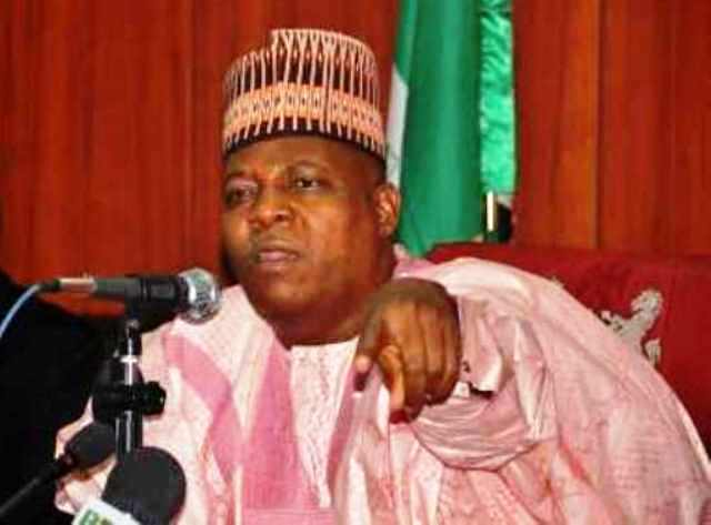 Governor of Borno State, Kashim Shettima