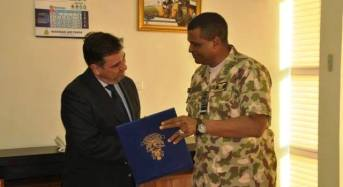 Nig. Air Force Partners Portugal On Drones Production