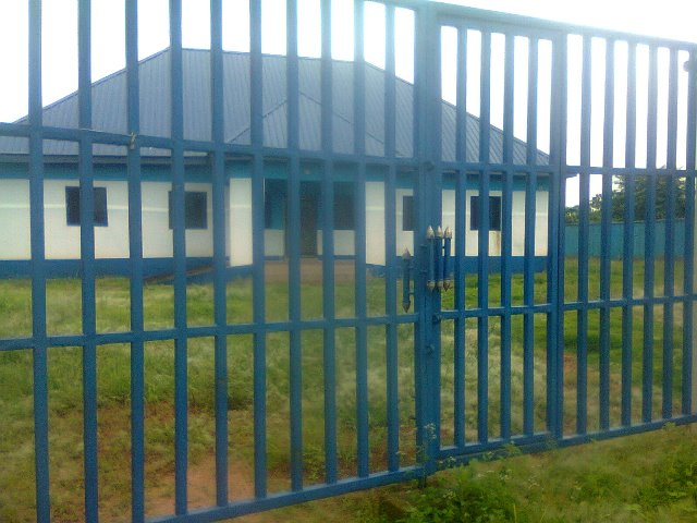 New PHC in Igboli lucked up