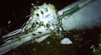 Brazilian Football Team Involved In Plane Crash