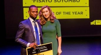 Nigerian Editor, Fisayo Soyombo Wins Free Press Award