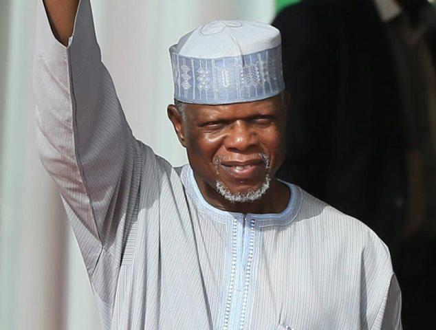 Nigeria Customs CG, Hameed Ali