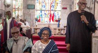 Ondo Governor Mimiko Congratulates Akeredolu