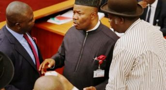 PDP Senators Walk Out Of Plenary As Ondo Lawmaker Defects To APC