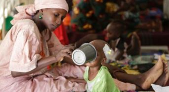 Thousands Of Children Dying Of Hunger In The Northeast – MSF