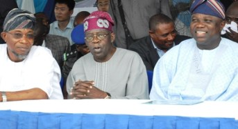 Tinubu, Ambode, Others Shuns Ondo APC Rally