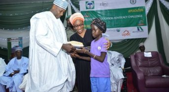 18 Displaced Children Emerge Champions In Essay Competition