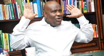 APC Accuses Gov Wike Of Stockpiling Arms Ahead Of Election