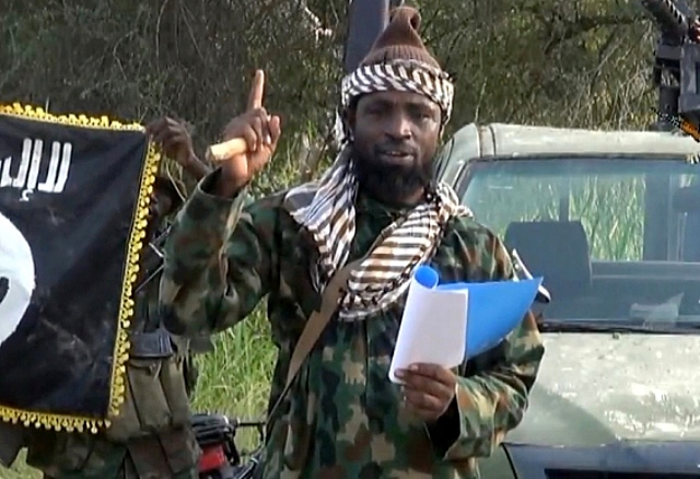 boko-haram-leader-denies-fall-of-sambisa-says-members-safe