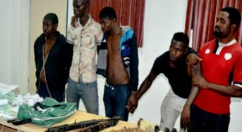 Police Nabs Suspected Thugs In Rivers Election