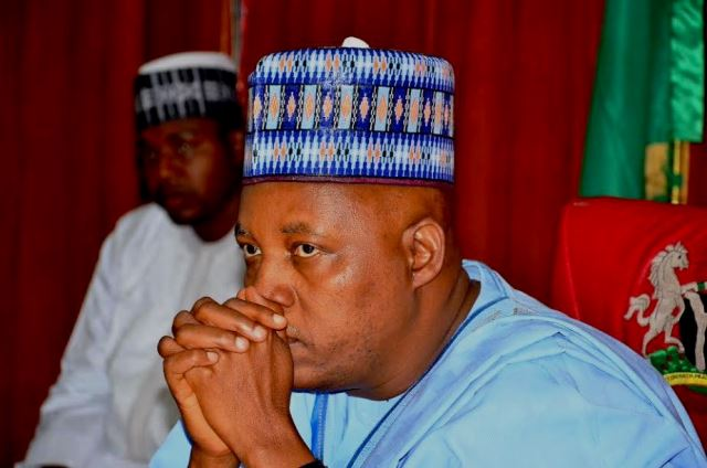 Nearly half of teachers were discovered absent after Governor Shettima paid unscheduled visit and took roll call of teachers at Lamisula School
