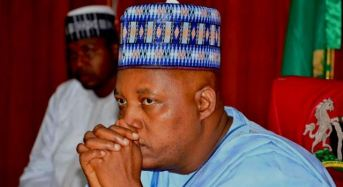 Shettima Wants Thieves Of Displaced Persons' Food Jailed