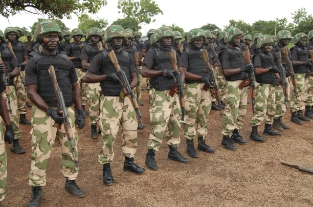 Army Deploys Special Forces To Southern Kaduna