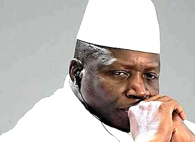 Former President of The Gambia, Yahya Jammeh