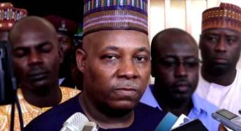 Borno Governor Attacks Aid Agencies, NGOs Again