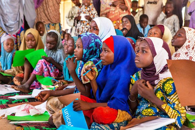 Borno Govt Partner UNICEF To Open Schools In IDP Camps