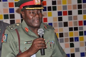 Acting Director, Defence Information, Rabe Abubakar