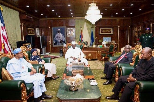 ecowas-leaders-insist-yahya-jammeh-must-go