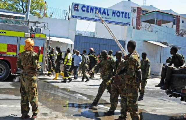 ISIS Attacks Somali Hotel, Killing 10