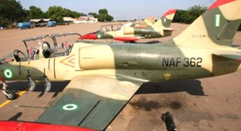 NAF Investigates Accidental Air Strike