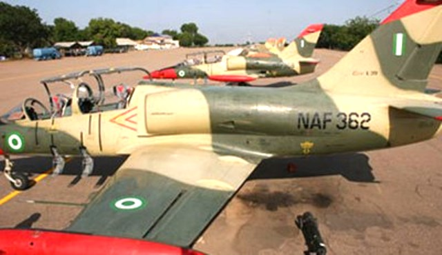 NAF to investigate accidental bombing