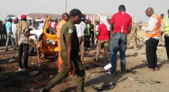 Three Die In Maiduguri Bomb Attacks