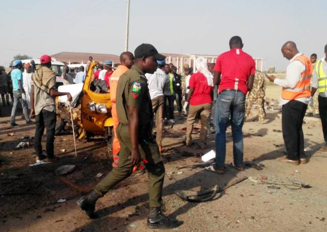 Three Die In Maiduguri Bomb Attacks
