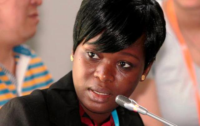 Nigeria's Toyosi Ogunseye, Editor of SUNDAY PUNCH, was the inaugural recipient of the award in 2014