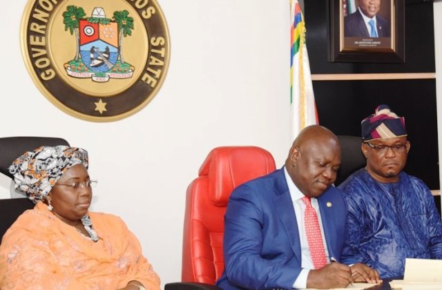 Ambode Approves Life Sentence For Kidnappers In Lagos State