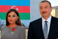 Azerbaijani President Appoints Wife Vice