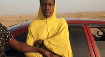 Chilling Story Of Boko Haram Suicide Bomber