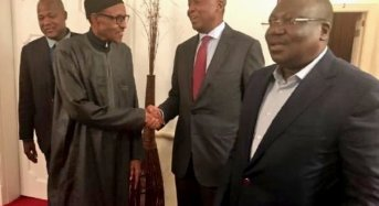 "Buhari To Stay ""Longer Than Planned""- Presidency"
