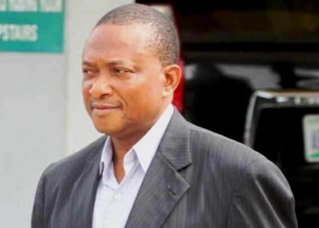 Former Commander, Operation Pulo Shield, Emmanuel Atewe
