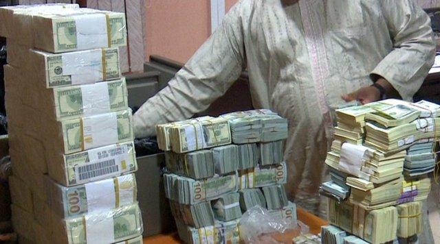 Monies Found In My House Were Gifts, Ex NNPC GMD
