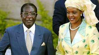 Mugabe Positions Wife For Zimbabwe Presidency