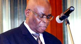 Presidency Asks Senate To Confirm Onnoghen As Chief Justice