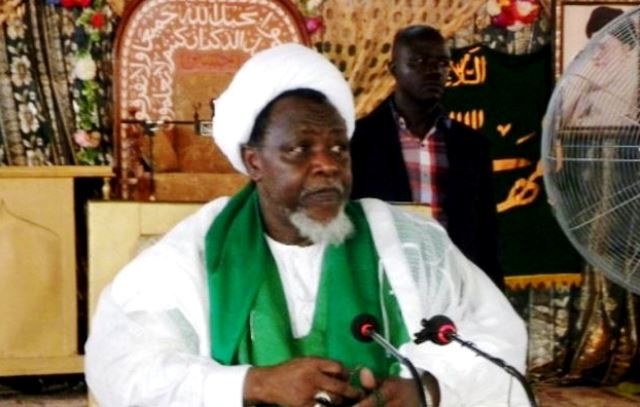 Shiites Claim El-Zakzaky Could Go Blind If Not Released