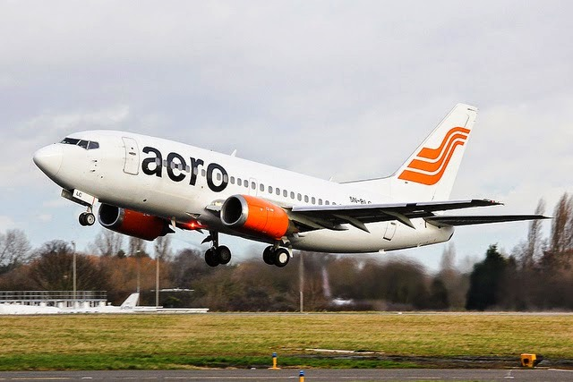 Aviation - Aero Contractors Sack 900