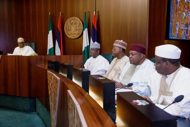Buhari made the announcement during a special appearance at Thursday's National Economic Council, NEC