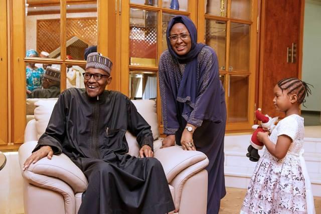 Buhari returns3