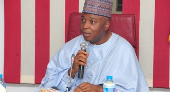 Bukola Saraki Reacts To Alleged Non-Payment Of Car Duty