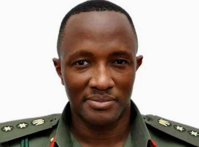 Nicholas Ashinze was aide to National Security Adviser Sambo Dasuki