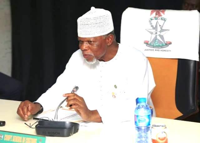 Comptroller-General of the Nigerian Customs Service, Hameed Ali