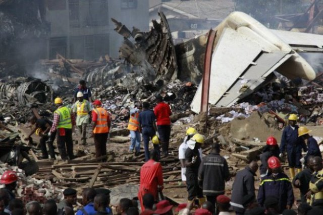 Dana Air Crash Caused By Pilot Error- AIB