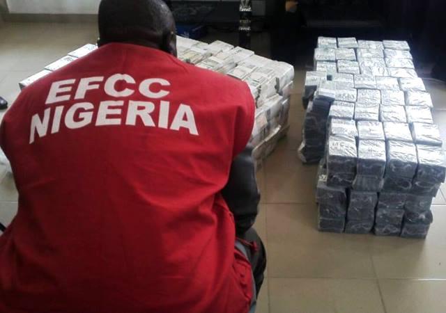 EFCC Intercepts Bags Of Money At Kaduna Airport