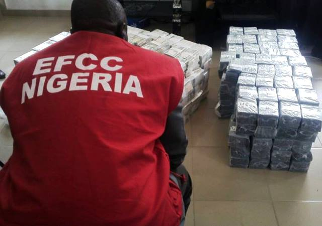 EFCC Intercepts Bags Of Money At Kaduna Airport