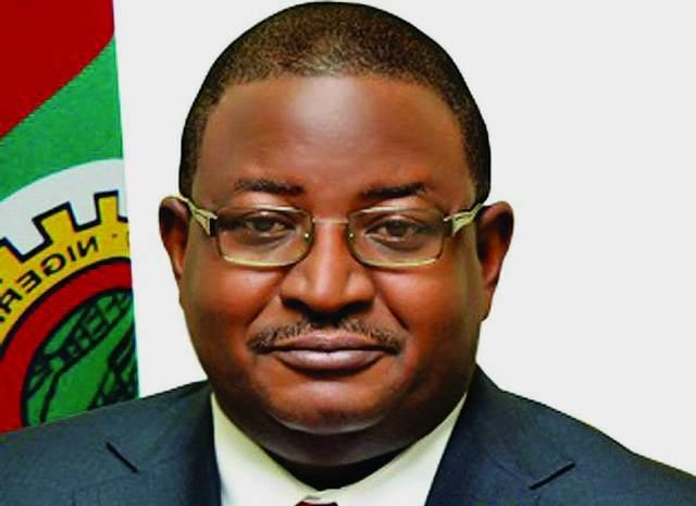 Former NNPC GMD, Andrew Yakubu