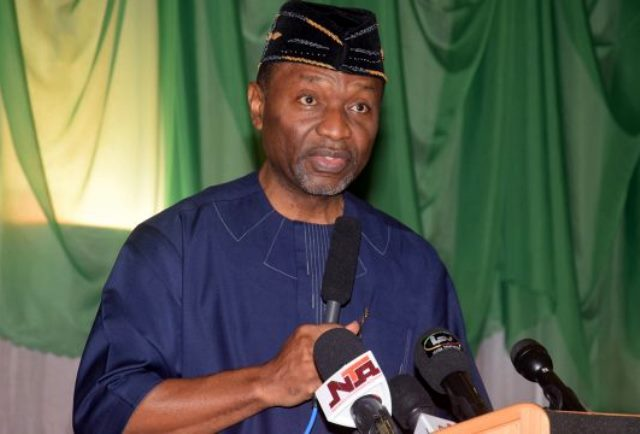 Minister for Budget and Nat'l Planning, Udoma Udo-Udoma